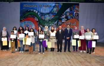 Glimpses of India Prize Distribution Ceremony