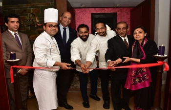 Inaugural Dinner of India by the Nile Festival 2019 at Semiramis Intercontinental, Cairo
