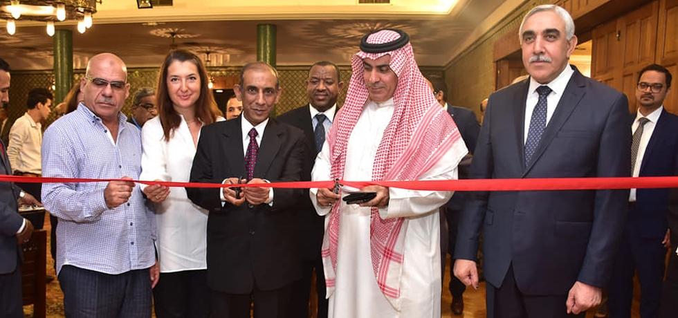 Celebration of 150th Birth Anniversary of Mahatma Gandhi at League of Arab States - 2nd October 2019.