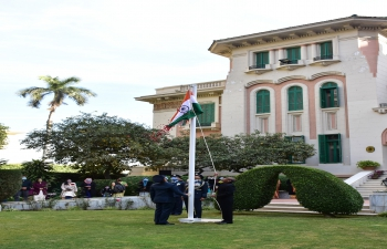 Celebrations of 72nd Republic Day of India in Cairo