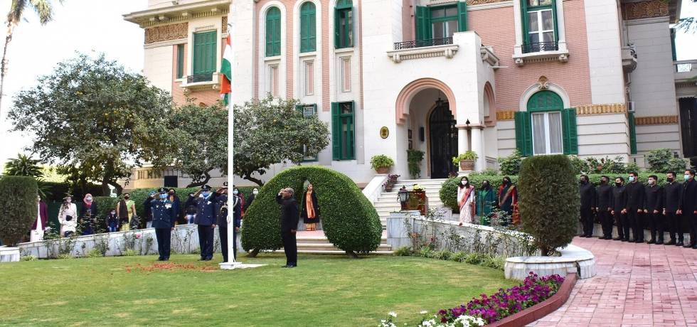 72nd Republic Day Celebrations at India House